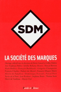 Denis Gancel et Gilles Déleris - La Société des Marques (SDM).