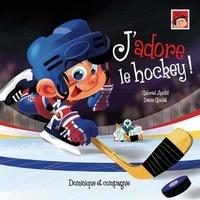 Denis Goulet et Gabriel Anctil - Léo  : J'adore le hockey !.