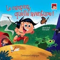Denis Goulet et Gabriel Anctil - Léo  : Le camping, quelle aventure!.