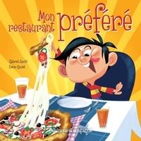 Denis Goulet et Gabriel Anctil - Léo  : Mon restaurant préféré.