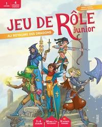 Denis Hamon et Arnaud Boutle - Au royaume des dragons.