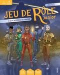 Denis Hamon et Arnaud Boutle - Jeu de rôle junior - A l'académie de magie.