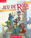 Denis Hamon et Arnaud Boutle - Jeu de rôle junior - Au royaume des dragons.
