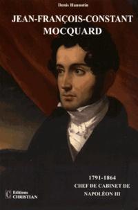 Deedr.fr Jean-François-Constant Mocquard (1791-1864) - Chef de cabinet de Napoléon III Image