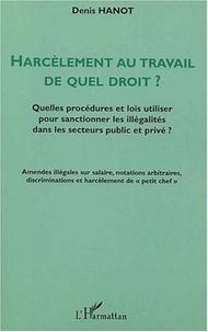 Denis Hanot - .