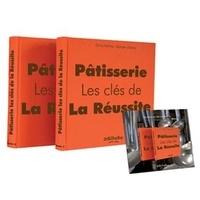 Denis Herrero et Gérard Etienne - Patisserie, les clés de la réussite - Coffret en 2 volumes.