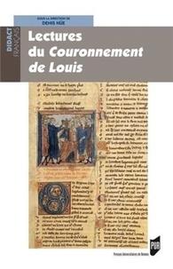Denis Hüe - Lectures du Couronnement de Louis.