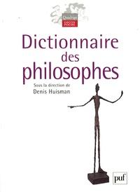 Denis Huisman - Dictionnaire des philosophes.