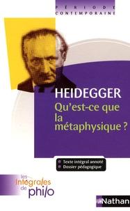 Denis Huisman - Qu'est-ce que la métaphysique ?.