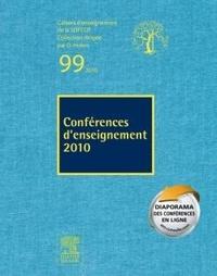 Denis Huten - Conférences d'enseignement 2010.
