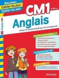 Denis Jardinier et Evelyne Bergé - Cahier du jour/Cahier du soir Anglais CM1 + mémento.