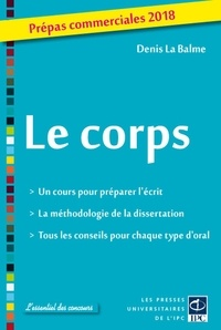 Denis La Balme - Le corps.
