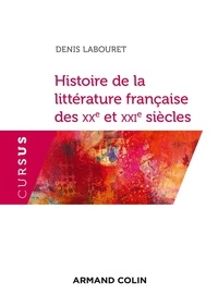 Histoiresdenlire.be Histoire de la littérature française des XXe et XXIe siècles Image