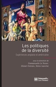 Denis Lacorne - Les politiques de la diversité - Expériences anglaise et américaine.