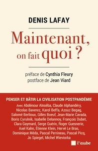 Denis Lafay - Maintenant, on fait quoi ?.