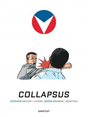 Michel Vaillant : Nouvelle Saison Tome 4 Collapsus