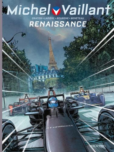 Michel Vaillant : Nouvelle Saison Tome 5 Renaissance