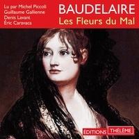 Denis Lavant et Guillaume Gallienne - Les Fleurs du Mal.