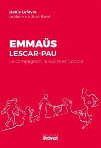Histoiresdenlire.be Emmaüs Lescar-Pau - Le compagnon, la ruche et l'utopie Image