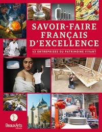 Galabria.be Savoir-faire français d'excellence - 43 entreprises du patrimoine vivant Image