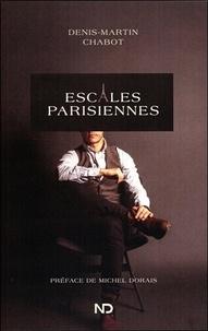 Téléchargements ebook gratuits au Royaume-Uni Escales parisiennes FB2 PDF 9782897656799