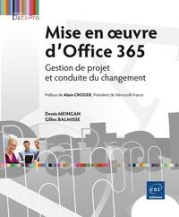 Rhonealpesinfo.fr Mise en oeuvre d'Office 365 - Gestion de projet et conduite du changement Image