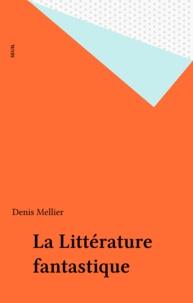 Denis Mellier - La littérature fantastique.