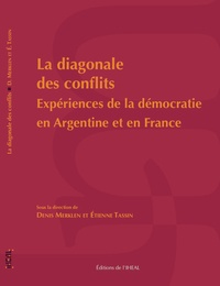Galabria.be La diagonale des conflits - Expériences de la démocratie en Argentine et en France Image