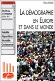Denis Michel - La démographie en Europe et dans le Monde.
