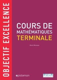 Denis Monasse - Cours de mathématiques terminale.