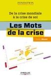 Denis Muzet - Les Mots de la crise - De la crise mondiale à la crise de soi.