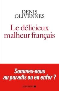 Téléchargement de livre pdf Le délicieux malheur français