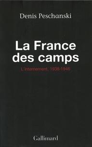 Histoiresdenlire.be La France des camps. L'internement, 1938-1946 Image