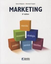 Denis Pettigrew et Normand Turgeon - Marketing.
