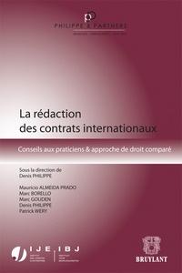 Accentsonline.fr La rédaction des contrats internationaux - Conseils aux praticiens & approche de droit comparé Image