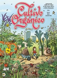 Denis Pic Lelièvre - Cultivo organico el comic.