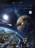 Denis-Pierre Filippi et Vincenzo Cucca - Colonisation Tome 1 : Les naufragés de l'espace - 48h BD 2019.