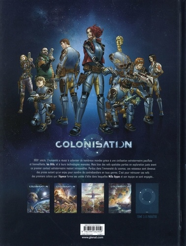 Colonisation Tome 4 Expiation