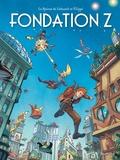 Denis-Pierre Filippi et Fabrice Lebeault - Le Spirou de... Tome 13 : Fondation Z.