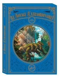 Denis-Pierre Filippi et Silvio Camboni - Le voyage extraordinaire Cycle 2 : Les îles mystérieuses - Coffret en 3 volumes : Tome 4 à 6.