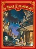 Denis-Pierre Filippi et Silvio Camboni - Le voyage extraordinaire tome 3.