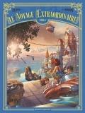 Denis-Pierre Filippi et Silvio Camboni - Le voyage extraordinaire Tome 4 : Les îles mystérieuses - 1/3.