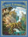 Denis-Pierre Filippi et Silvio Camboni - Le voyage extraordinaire Tome 6 : Les îles mystérieuses - 3/3.