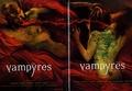 Denis-Pierre Filippi et Sylvain Ricard - Vampyres sable noir  : Pack 2 volumes : Tomes 1 et 2.