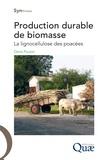 Denis Pouzet - Production durable de biomasse - La lignocellulose des poacées.