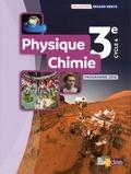 Denis Regaud et Gérard Vidal - Physique-Chimie 3e - Programme 2016.
