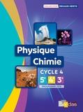 Denis Regaud et Gérard Vidal - Physique Chimie 5e 4e 3e Cycle 4.