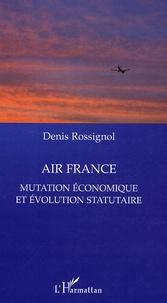 Lesmouchescestlouche.fr Air France, mutation économique et évolution statutaire Image