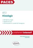 Denis Sarrouilhe et Laure Favot - UE 2 Histologie.