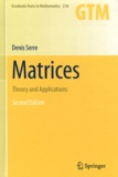 Denis Serre - Matrices - Theory and Applications.